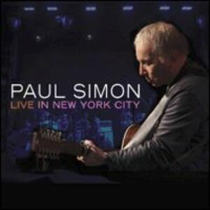 Paul Simon. Live in New York City - Blu-ray