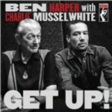 Get Up! (Deluxe Edition) - CD Audio + DVD di Ben Harper,Charlie Musselwhite