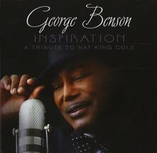 Inspiration. A Tribute to Nat King Cole - CD Audio di George Benson