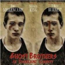Ghost Brothers of Darkland (Deluxe Edition) - CD Audio + DVD di John Cougar Mellencamp,T-Bone Burnett