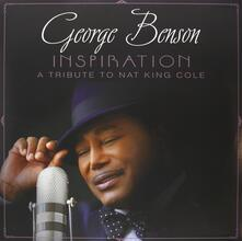 Inspiration. A Tribute to Nat King Cole - Vinile LP di George Benson