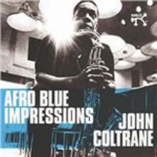 Afro Blue Impressions (Expanded Edition) - CD Audio di John Coltrane