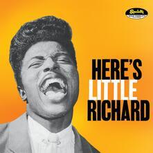 Here's Little (Remastered) - Vinile LP di Little Richard