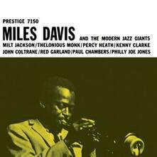 Miles Davis and the Modern Jazz Giants - Vinile LP di Miles Davis
