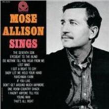 Sings - Vinile LP di Mose Allison