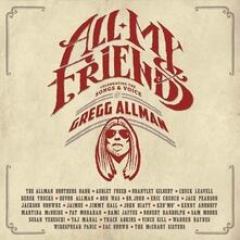 All My Friends. Celebrating the Songs & Voice of Gregg Allman (Deluxe Edition) - CD Audio + DVD