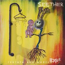 Isolate & Medicate - CD Audio di Seether