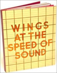 At the Speed of Sound (Deluxe Edition - Paul McCartney Archive Collection) - CD Audio + DVD di Wings