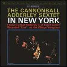 In New York - Vinile LP di Julian Cannonball Adderley