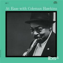 At Ease With - Vinile LP di Coleman Hawkins