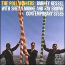The Poll Winners - Vinile LP di Barney Kessel,Ray Brown,Shelly Manne