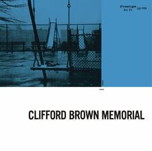 Memorial - Vinile LP di Clifford Brown