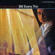 Explorations (Import) - Vinile LP di Bill Evans