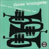 Vinile Three Trumpets Donald Byrd Art Farmer Idrees Sulieman