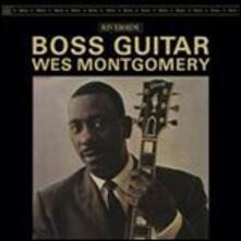 Boss Guitar - Vinile LP di Wes Montgomery