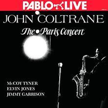 Paris Concert - Vinile LP di John Coltrane
