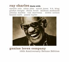 Genius Loves Company (10th Anniversary) - Vinile LP di Ray Charles