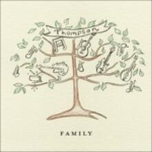 Family (Deluxe Edition) - CD Audio + DVD di Thompson