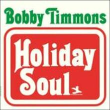 Holiday Soul - Vinile LP di Bobby Timmons