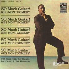 So Much Guitar - Vinile LP di Wes Montgomery