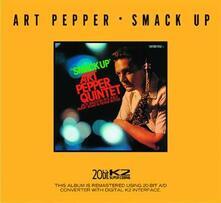 Smack up (Reissue) - Vinile LP di Art Pepper