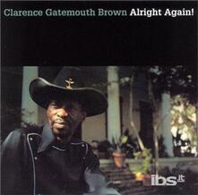Alright Again - Vinile LP di Clarence Gatemouth Brown