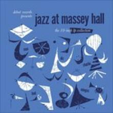 Jazz at Massey Hall (Limited Edition Vinyl Box Set - Import) - Vinile 10'' di Max Roach,Dizzy Gillespie,Charles Mingus,Charlie Parker,Bud Powell