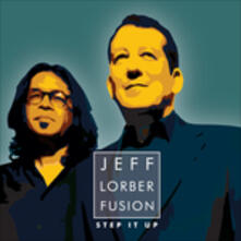 Step it Up - CD Audio di Jeff Lorber