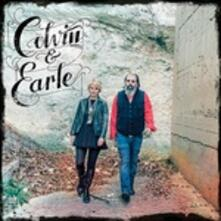 Colvin & Earle - Vinile LP di Steve Earle,Shawn Colvin
