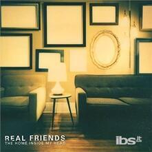Home Inside My Head - Vinile LP di Real Friends