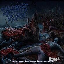 Psychotonic Abnormal Dismemberment - CD Audio di Disfigurement of Flesh