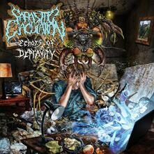 Echoes Of Depravity - CD Audio di Parasitic Ejaculation