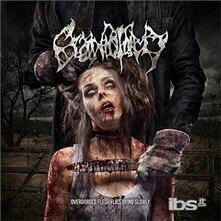 Overgorged Flesh Flies Dying Slowly - CD Audio di Craniotomy