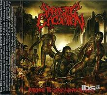 Rationing The Sacred Human Remains - CD Audio di Parasitic Ejaculation
