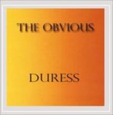 Duress - CD Audio di Obvious