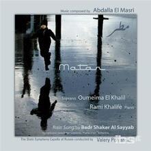 Matar - CD Audio di Rami Khalife
