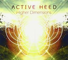 Higher Dimensions - CD Audio di Active Heed