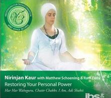 Restoring Your Personal - CD Audio di Nirinjan Kaur