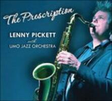The Prescription - CD Audio di UMO Jazz Orchestra,Lenny Pickett
