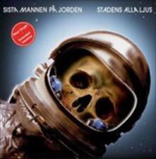 Stadens Alla Ljus - CD Audio Singolo di Sista Mannen Pa Jorden