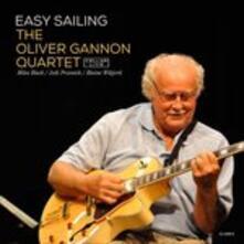 Easy Sailing - CD Audio di Oliver Gannon