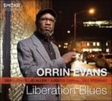 Liberation Blues - CD Audio di Orrin Evans