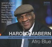 Afro Blue - CD Audio di Harold Mabern