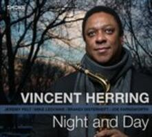 Night and Day - CD Audio di Vincent Herring