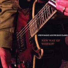 New Way Of Workin - CD Audio di Steve Bailey