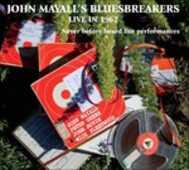 CD Live in 1967 John Mayall Bluesbreakers