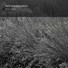Field Characteristics - CD Audio di K. Leimer,Marc Barreca