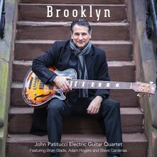 Brooklyn - CD Audio di John Patitucci