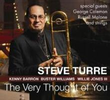 The Very Thought - Vinile LP di Steve Turre
