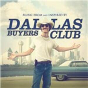 CD Dallas Buyers Club (Colonna sonora)
